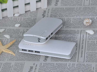 2016 battery pack charger 3 USB 11000mah power bank for iphone/ipad,Samsung, blackberry, Nokia, tablet, camera...