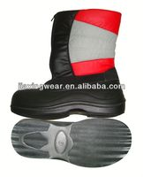 New Injection inflatable boot support for outdoor and promotion,light and comforatable