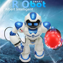 Entertainment Learning Interactional Intelligent Multifunctional Toy Robot