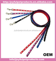 2016 unique products from china reflective nylon dog leash for dogs
