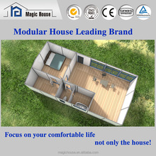 2016 hot sale prefab office/movable small house/economic partable home plan