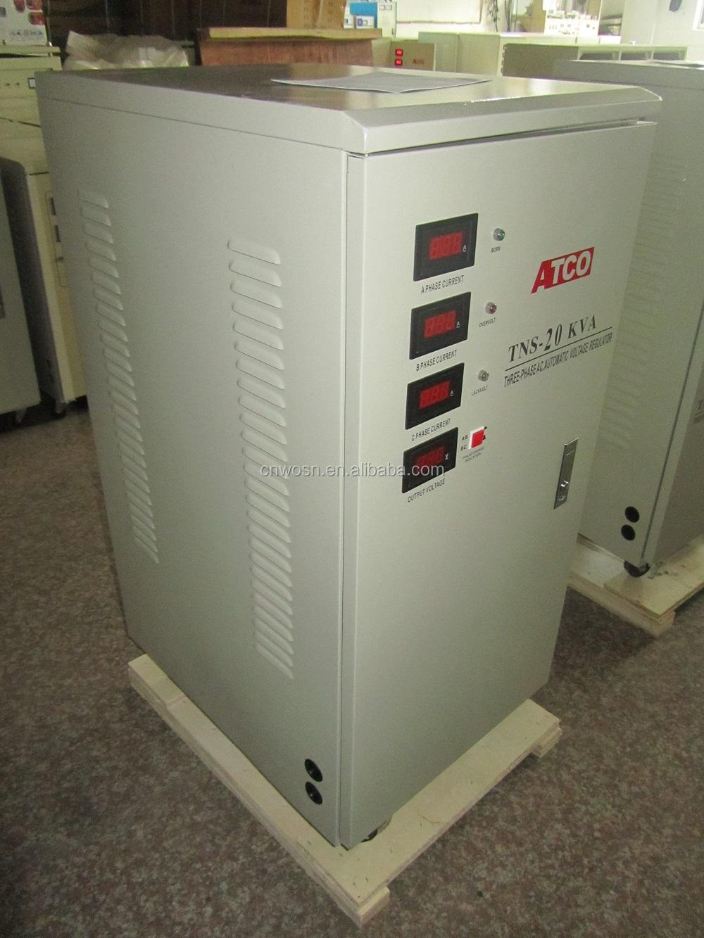 Svc 20 Kva 30kva 3 Phase Voltage Stabilizer Buy 30kva 3