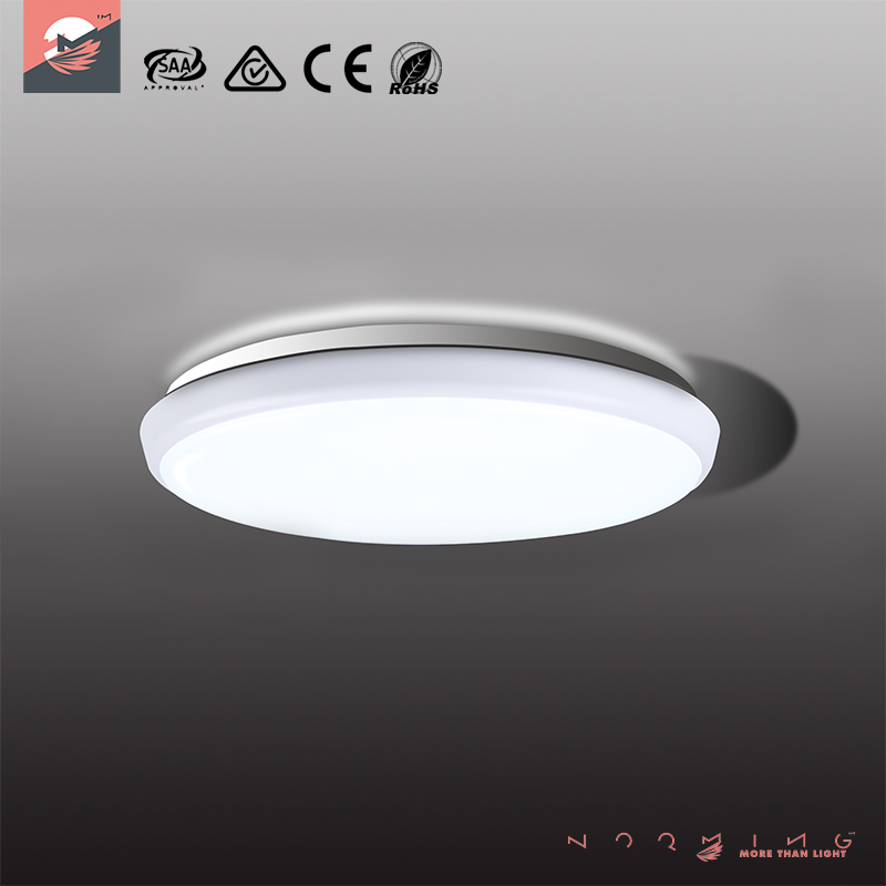 High quality lighting 12w 18w 24w kitchen ceiling led light with CE SAA white