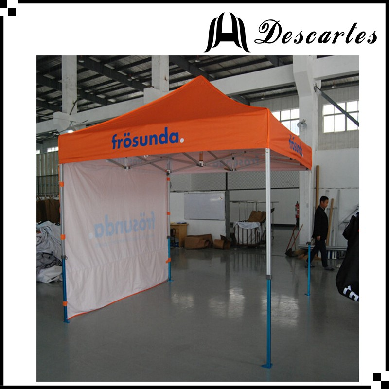 Steel frame 2.5m * 2.5m folding gazebo tents/pop up marquee for outdoor events