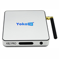 Wholesale Price Androrid 6.0 Tv Box 3gb Ram 16gb Rom Yoka Tv Kb2 Pro S912 Kb2 android 6.0 marshmallow tv box
