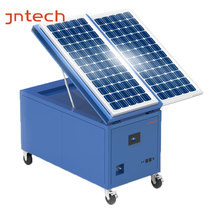 Hot sale 3000W solar off-grid generating system with foldable PV modules