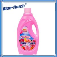 ROSE&SPRING SCENT 2012 NEW FORMULA BLUE-TOUCH LIQUID FRESH FABRIC SOFTENER 68OZ,DETERGENT SOFTENER