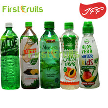 First Fruits/JFF Tropical Fruit Flavored Fresh Aloe Vera Soft Drink
