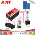 top selling true sine wave 12V DC to 240V AC inverter 1000W for home power system