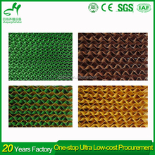 Wholesale Durable Evaporative Cooling Pad For Air Cooler For Poultry Farming Equipment