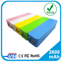5V 1A solove 8000mah power bank