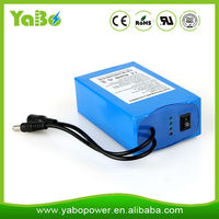 hot sale best price rechargeable 12v 14ah lithium ion battery made in shenzhen