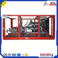 High Quality 20K PSI Water High Pressure Jet Cutting Systems
