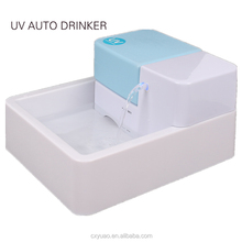Now pattern high quality UV AUTO drinker dog and cat water drinker water feeder
