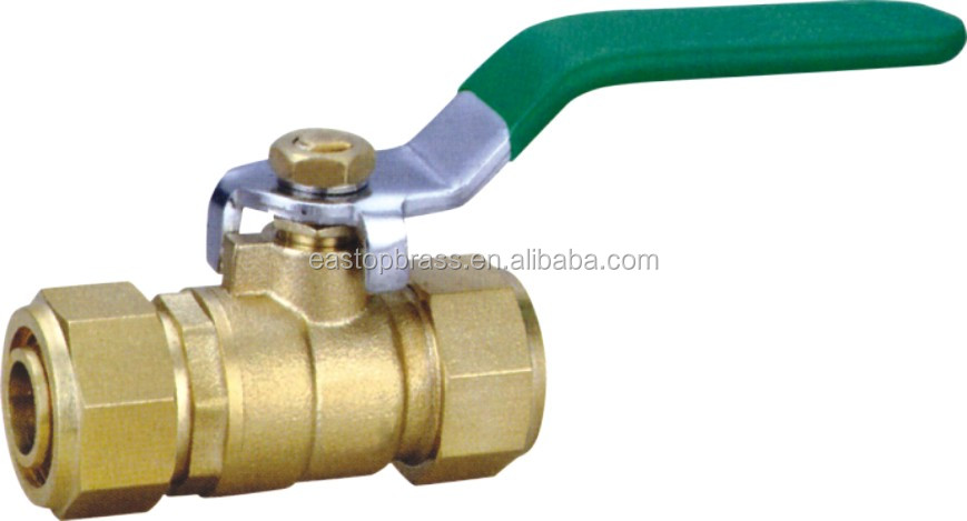 1 inch oil water female male forged cw617n npt motorized brass ball valve