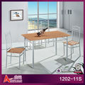 1202-11S modern dining table and chair dining ware set
