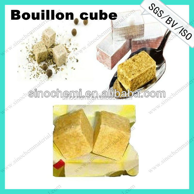 Best price Halal Beef/fish/chicken Bouillon Cubes manufacturer,10g/cube.4g/cube