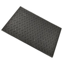 High Quality Anti-Slip large plastic floor mat / hdpe ground mat for sale