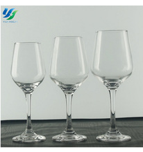 Custom Wine Glass Glassware Crystal Wine Glass For Restaurant/ Hotel
