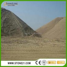 Hot selling river sand building sand for wholesales