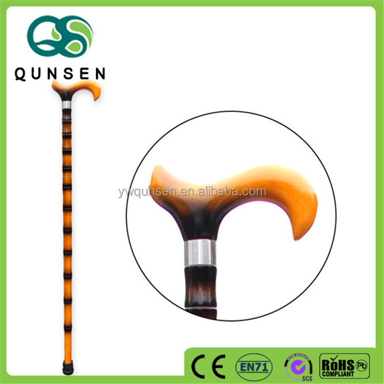 wholesale wooden stick walking cane for sale