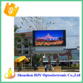 Alibaba express Waterproof full color led screen p8 outdoor