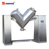 V Type Dry Powder Mixing Machine