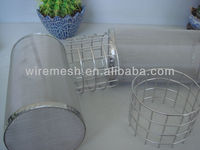 welded mesh support grid for beer filter