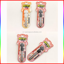 nail file blister paper card packaging