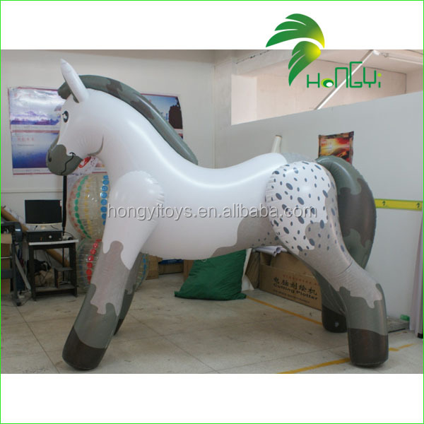 wonderful rubber inflatable animal