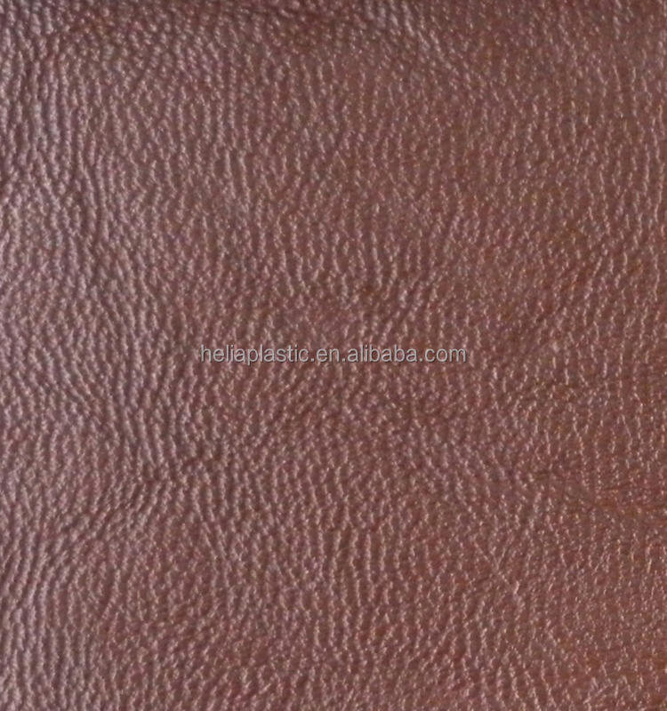 Fashionable embossed design PU Garment Leather raw materials with rolls