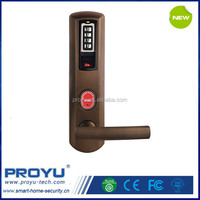 PROYU Smart Household Office Fingerprint Keypad Door Lock ADEL 8908