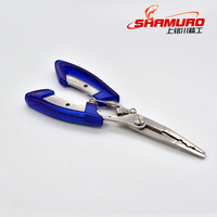 Wholesale Fishing Grip Large Blue outdoor fishing accessories tackle fishing pliers