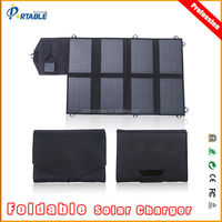 28W stand for solar panel for camping and travelling