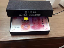 Counterfeit Money UV Checker 4W Fake Bill Currency Dollar Stamps Tester