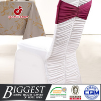 fabric for wedding cheap spandex chair cover