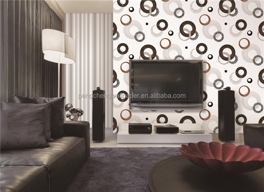 2015 New Interior Modern Design Wallpaper For Office Wall