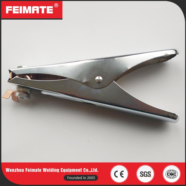 FEIMATE Wholesale 500A Welding Earth Clamp / Dutch Type Ground Clamp