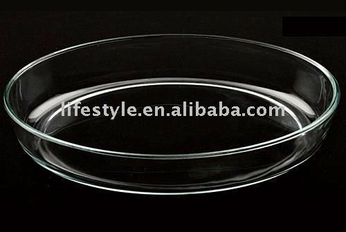 Glass oval ovenware, Pyrex oval bakeware, baking pan