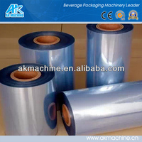 Clear PVC Shrink Film For Packing
