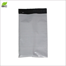 LDPE /HDPE Plastic Poly Mailing Packing Courier Bag With Pocket