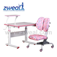 children desk and chair Height adjustable Sit Stand