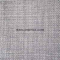 The newest polyester linen fabric wholesales for sofa cover