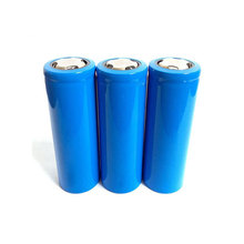 22650 Rechargeable 3.2V 1600mAh LiFePO4 Battery for flashlight
