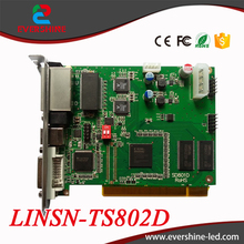 LINSN TS802D LED Screen Sending Card Full Color Synchronous Control Card for LED Display