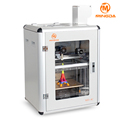 High Precision Professional 3D Printer with SD Card of Build Size , MINGDA MD-4C FDM 3D Printer Machine for Sale