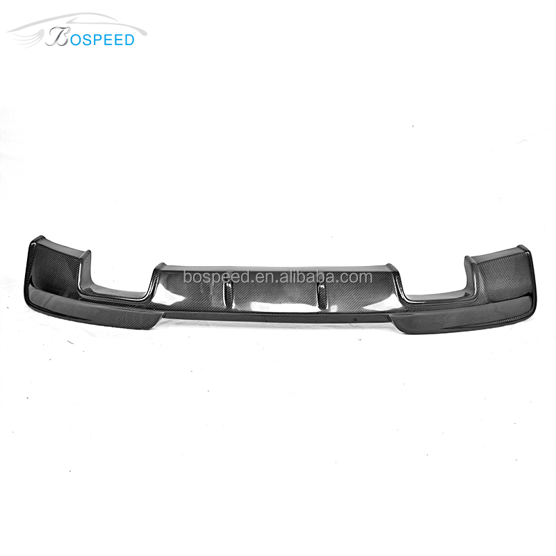 OEM Style Carbon Fiber Rear Bumper Diffuser For BMW F30 F35