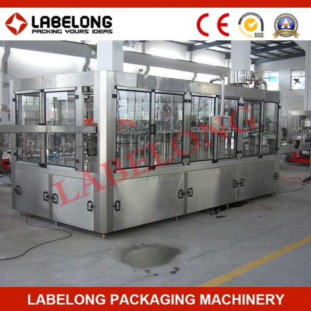 Newly high-ranking automatic carbonated drink equipment