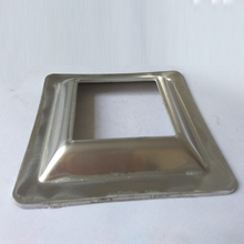 Custom Fabrication Service Large Stainless Steel Sheet Metal Stamping Parts