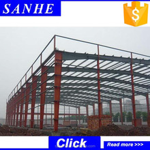 steel building prefabricated steel house smart house steel structure warehouse